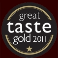 Great Taste Gold Awards 2011