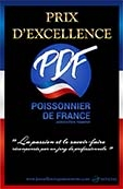 Prix d'Excellence Poissonnier de France