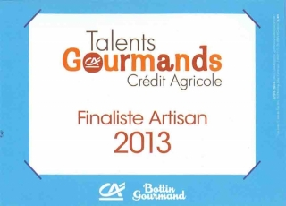 TALENTS GOURMAND 2014