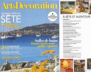 ART & DECORATION - JUIN 2015