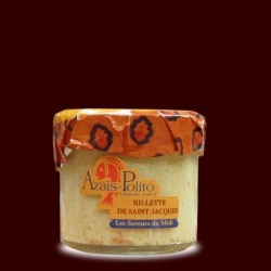 /Scallop Rillette 130 ml