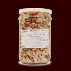 /Seafood Salad with Oil 5 L