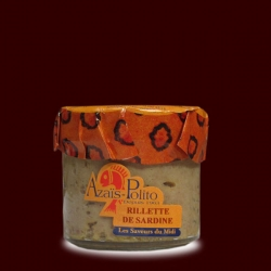 /Rillettes de Sardine 130 ml